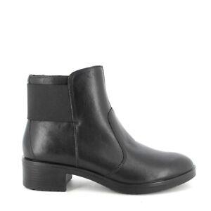 ENVAL SOFT 8250200 stivaletto tronchetto scarpe tacco pelle