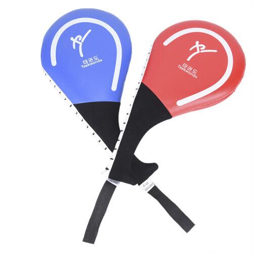 Boxing Training Pads Taekwondo Hand Racket Kick Takwondo Target Punching Pad HU