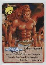 1994 Spellfire: Master the Magic First Edition Base 108 Labor of Legend Card 0b5
