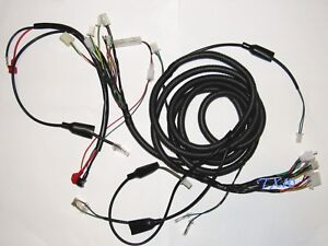 Details about Wire harness for GY6 150CC GO KART KINROAD EXPLORER RUNMASTER on