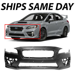 a503d4c51b6 Image is loading NEW-Primered-Front-Bumper-Cover-Fascia-Replacement-for-