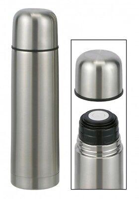 Responsabile In Acciaio Inox Isolierflasche Slz Thermoskanne Isolierkanne Bottiglia 0,5 L-mostra Il Titolo Originale