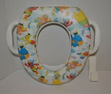 f10dff574cd Sesame Street Elmo Soft Potty Seat With Hook for sale online