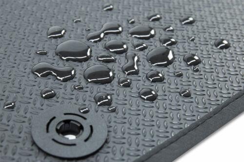 2009 Allwetter Fußmatten für Toyota Verso ab Bj