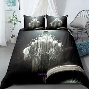 Pendant-Grey-Doona-Duvet-Quilt-Cover-Set-Single-Double-Queen-King-Bed-Linen