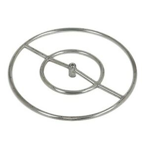 6-12-18-24-30-36-48-Stainless-Steel-Gas-Burner-Ring-Fire-Pit-Firepit-Logs