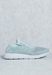 ce7322795a48a Image is loading NEW-WOMENS-ADIDAS-SWIFT-RUN-PK-PRIMEKNIT-SNEAKERS-