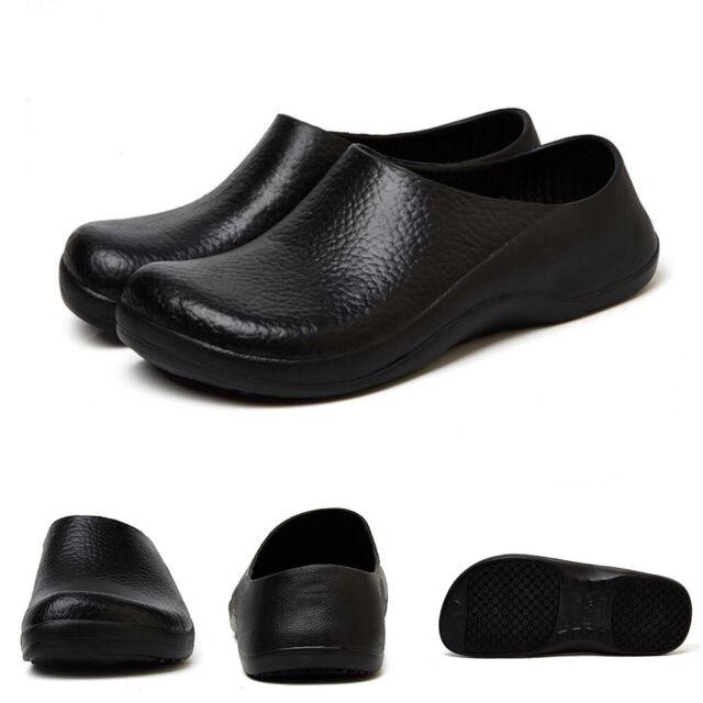 Slip Resistant Clogs for Women Men