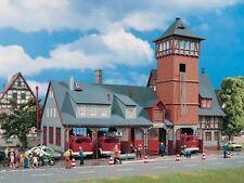HS Vollmer 43767 Feuerwehr-Magazin Bausatz Fabrikneu