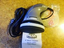 "New Peak PKC0VC Car Boat Truck Polisher 6"" Random Orbital Detailing Waxer Buffer"