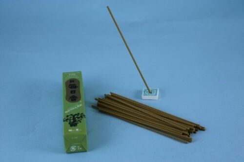 Pine Nippon Kodo Morning Star Japanese Incense 50 Sticks /& hldr