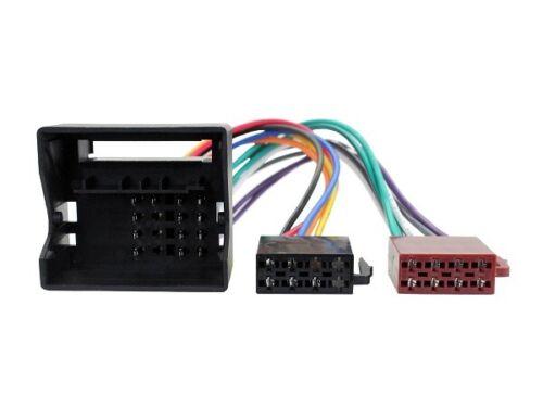 SEAT Altea LEON pc2-75-4 Toledo ISO stéréo head unit Harnais Câblage Adaptateur plomb