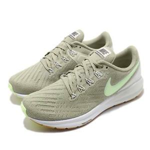 Details about Nike Wmns Air Zoom Structure 22 Green White Womens Running Shoes AA1640 300