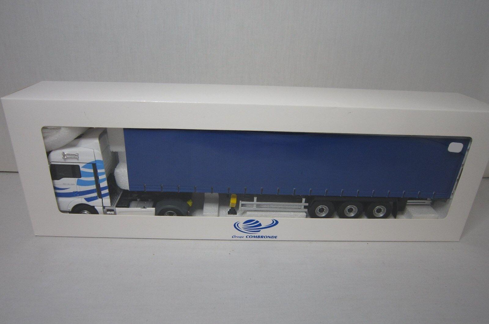 Dv6969 eligor man tgx euro 6 fridge arnaudin combronde 115594 hors commerce