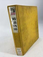Hiab 145 155 175 195 Binder Crane Parts Manual Diagram