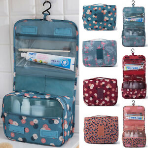 Hanging-Toiletry-Bag-Large-Cosmetic-Bag-Makeup-Pouch-Waterproof-Travel-Organizer
