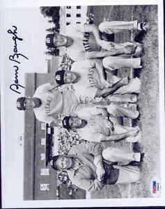 Sammy Baugh Signed 8x10 Photo Psa/dna Cert Autograph