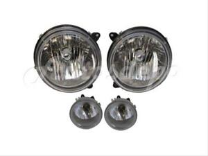 Image Is Loading For Jeep Liberty 2005 2007 Fog Light Head
