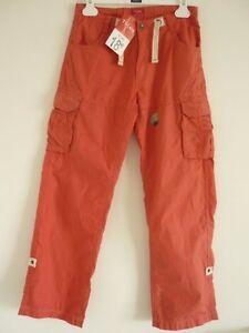 Pantalon-Pantacourt-034-2-en-1-034-coton-leger-10-ans