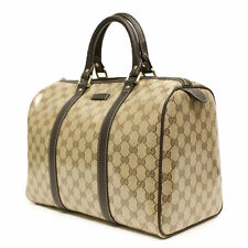gucci bags on ebay. gucci 265697 crystal coated gg guccissima boston leather purse satchel bag   ebay bags on ebay