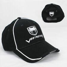 Original Dodge Viper Snake Logo US Muscle Car Basecap Mütze Trucker Baseball Cap
