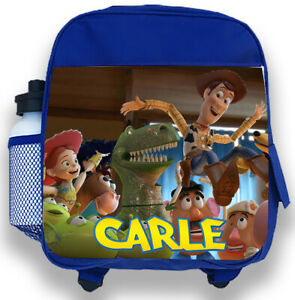 Pirate Scene Kids Backpack Personalized