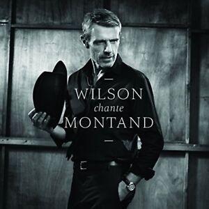 Lambert-Wilson-Wilson-oiseau-chante-Montand-CD-Neu-verschiedene