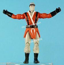 GI JOE figurine articulée COBRA commander ninja action figure HASBRO 2004