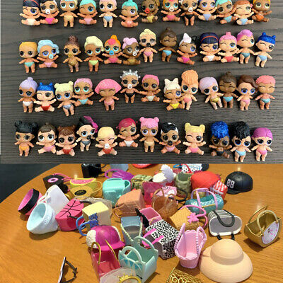 LOT 2Pcs HAT FOR LOL Surprise LiL Sisters  dollS SERIES 3 accessory toy
