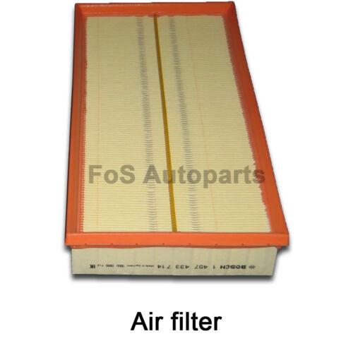 8N 1998-2006 1.8 T OIL AIR FILTERS SERVICE KIT for AUDI TT