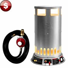 portable propane heater btu outdoor indoor convection heat space garage - Indoor Propane Heaters