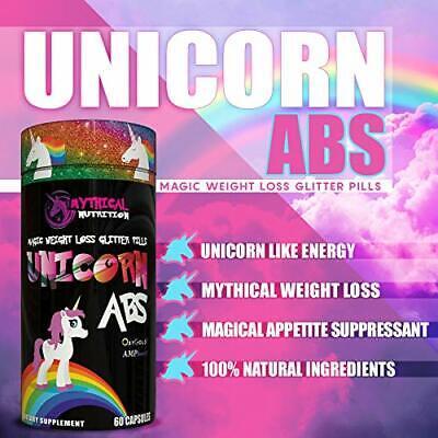 Mythical Nutrition (Insane Labz) UNICORN ABS Fat Burner Weight ...