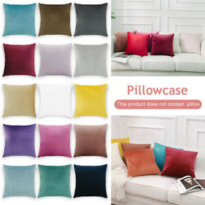 HOT Creation Boho Geometric Pillow Case Waist Cushion Cover Sofa Car Home Decor