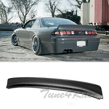 For 95-98 240SX S14 Bunny Style Rear Trunk Wing Spoiler Body Kit