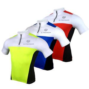 62170145a Merida Crown Men s Cycling Jersey Half Zipper Bike Cycle Jersey Top ...