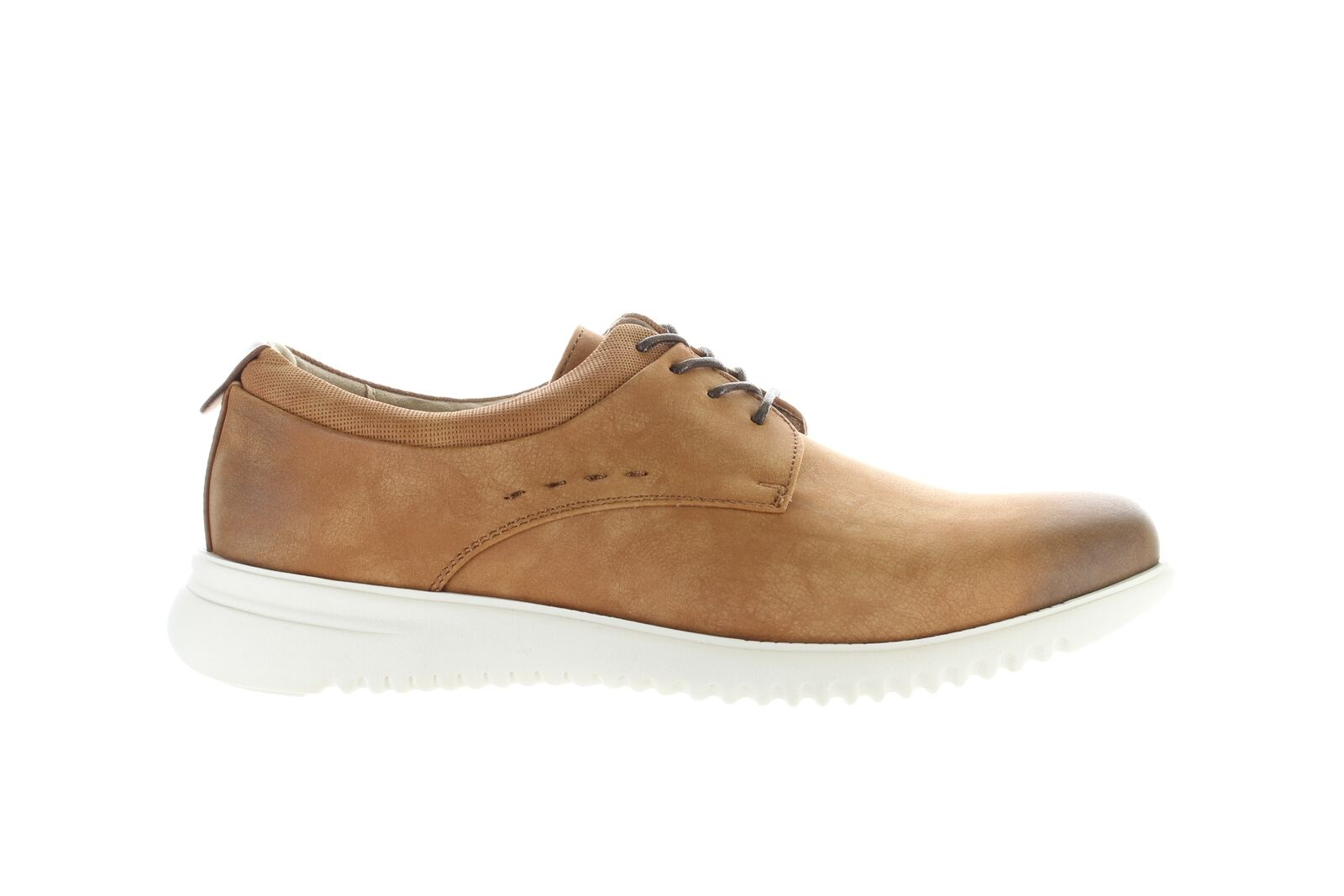 Unlisted by Kenneth Cole Mens Nio Cognac Oxford Dress Shoe Size 7 (1925317)