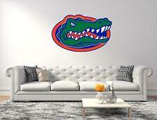Florida Gators NCAA Football Wall Decal Vinyl Sticker For Room Home Car