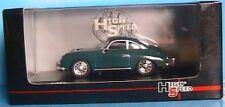 PORSCHE 356 A CARRERA COUPE 1959 HIGHSPEED 1/43 GREEN VERT VERDE HIGH SPEED