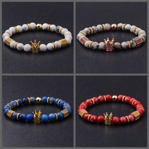 Image Is Loading Men 039 S Jewellery Luxury Pave Cz Cube
