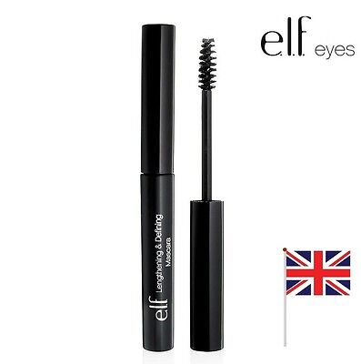 E.L.F  ELF  Defining & Lengthening Mascara   1411 - BLACK
