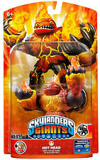 Skylanders Giants Collection Character Pack_HOT HEAD Large figure_New & Unopened