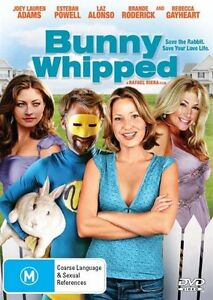 Bunny-Whipped-DVD-2009-R4-Excellent-Condition
