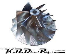 Billet Compressor Wheel for Volvo Holset HX50 HX52 HX55  67 x 99 mm