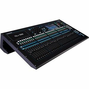 allen heath qu 32 live sound 32 channel digital mixing board console mixer 750408386410 ebay. Black Bedroom Furniture Sets. Home Design Ideas