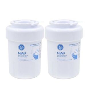 2 GE MWF SmartWater MWFP GWF HWF WF28 46-9991 Refrigerator Water Filter New