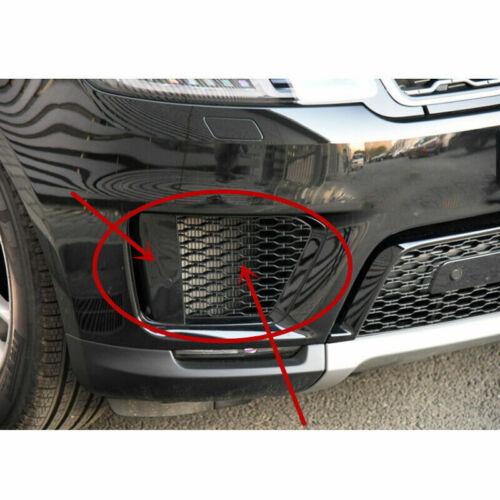 Front Bumper Left /& Right Vent Mesh Grille For LR Range Rover Sport 2018-2019 US