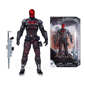 Red hood figure batman arkham knight 12 jason todd dc collectibles image is loading red hood figure batman arkham knight 12 jason sciox Images