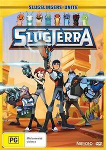SlugTerra-Slugslingers-Unite-Volume-6-DVD-NEW-Region-4-Australia