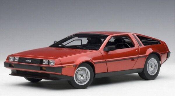 DeLorean dmc-12 (rouge Metallic) 1981