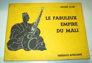 MALI-EMPIRE-1959-AFRIQUE-SENEGAL-PEINTRE-TALL-PAPA-IBRA-ART-CONTEMPORAIN-DESSINS